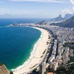 La Spiaggia piu' bella del mondo è quella di Copacabana a Rio de Janeiro