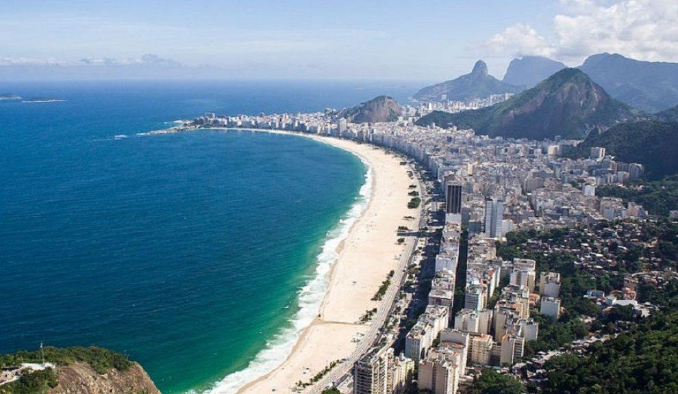 spiaggia più bella del mondo copacabana